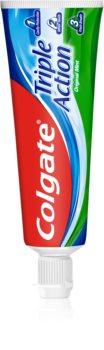 Colgate Triple Action dentifrice