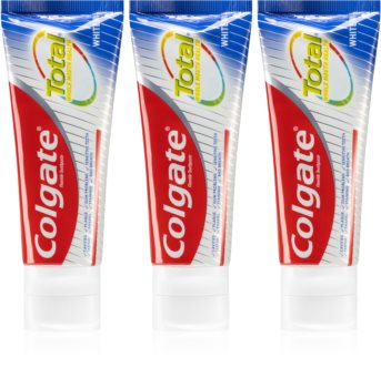 Colgate Total Whitening dentifrice blanchissant