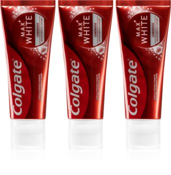 Colgate Max White Luminous Toothpaste For Pearly White Teeth