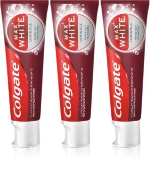 Colgate Max White Luminous зубна паста для білосніжних зубів
