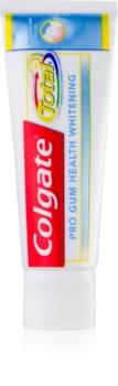 Colgate Total Pro Gum Health Whitening Paste mit bleichender Wirkung für gesunde Zähne und Zahnfleisch