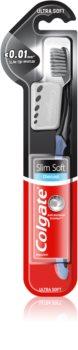 Colgate Slim Soft Charcoal spazzolino da denti al carbone attivo soft