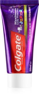 Colgate Maximum Cavity Protection Junior zubná pasta pre deti