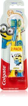 Colgate Smilies Trolls brosse à dents pour enfants extra soft