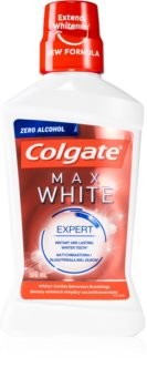 Colgate Max White Expert Munskölj med blekning utan alkohol