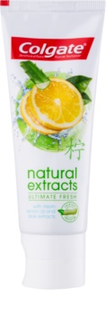 Colgate Natural Extracts Ultimate Fresh dentifricio