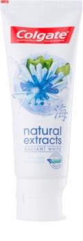 Colgate Natural Extracts Radiant White wybielająca pasta do zębów