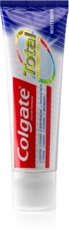 Colgate Total Whitening dentifrice blanchissant