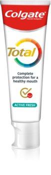 Colgate Total Active Fresh zubná pasta pre kompletnú ochranu zubov