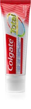 Colgate Total Plaque Protection zubná pasta pre kompletnú ochranu zubov