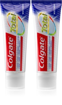 Colgate Total Whitening λευκαντική οδοντόκρεμα