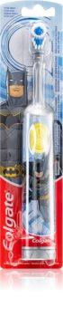 Colgate Kids Batman szczoteczka do zębów dla dzieci na baterie extra soft