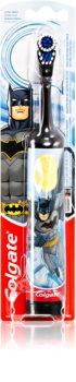 Colgate Kids Batman bateriový dětský zubní kartáček extra soft