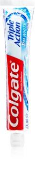 Colgate Triple Action Xtra White bleichende Zahnpasta mit Fluor