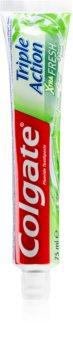 Colgate Triple Action Xtra Fresh зубная паста для свежего дыхания