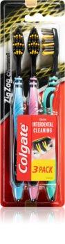 Colgate Zig Zag Charcoal brosse à dents