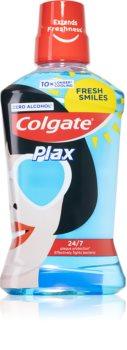 Colgate Plax Fresh Smiles освежающая жидкость для ополаскивания полости рта