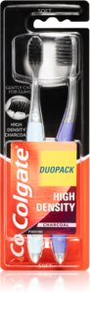 Colgate High Density Charcoal Soft Toothbrush 2 pcs