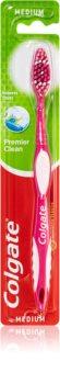 Colgate Premier Clean fogkefe közepes