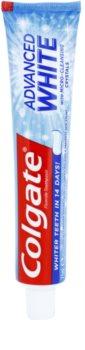 Colgate Advanced White λευκαντική οδοντόκρεμα κατά των λεκέδων στο σμάλτο των δοντιών