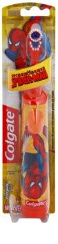 Colgate Kids Spiderman brosse à dents à piles enfant extra soft