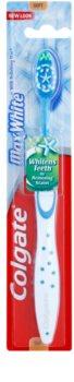 Colgate Max White escova de dentes soft