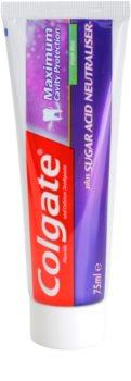 Colgate Maximum Cavity Protection Plus Sugar Acid Neutraliser οδοντόκρεμα