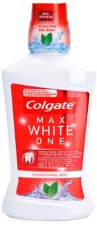 Colgate Max White One ústna voda bez alkoholu