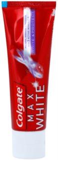 Colgate Max White White&Protect dentífrico branqueador