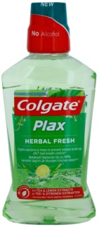 Colgate Plax Herbal Fresh вода за уста против зъбна плака