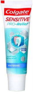 Colgate Sensitive Pro Relief + Whitening pasta o działaniu wybielającym dla wrażliwych zębów