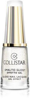 Collistar Gloss Nail Lacquer Gel Effect vernis à ongles