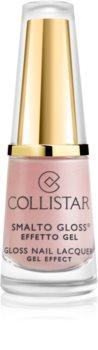 Collistar Gloss Nail Lacquer Gel Effect körömlakk