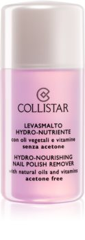 Collistar Hydro-Nourishing Nail Polish Remover odlakovač na nehty hydratační