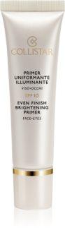 Collistar Even Finish Brightening Primer bőrélénkítő bázis make-up alá