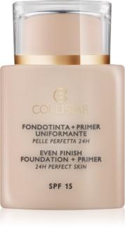 Collistar Foundation Perfect Skin fond de teint et base SPF 15