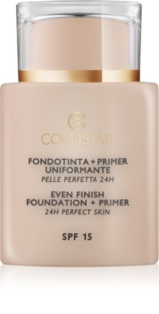 Collistar Foundation Perfect Skin make-up a podkladová báze SPF 15