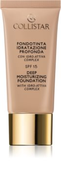 Collistar Foundation Deep Moisturizing Hydrating Foundation SPF 15