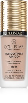 Collistar Unico Foundation verjüngendes Make-up LSF 15