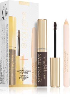 Collistar Perfect Eyebrow Kit kosmetická sada Asian Brown (na obočí) III.