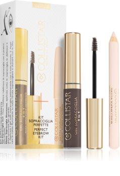 Collistar Perfect Eyebrow Kit coffret cosmétique sourcils