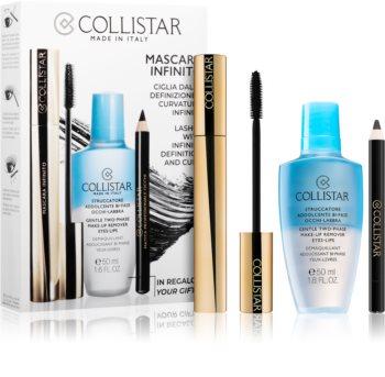 Collistar Mascara Infinito Kosmetik-Set  VI. für Damen