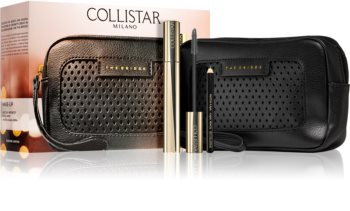 Collistar The Bridge Set cosmetic set for a sensual look