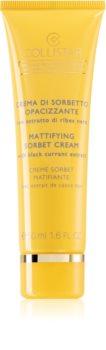 Collistar Mattifying Sorbet Cream matujicí hydratační emulze