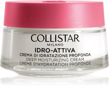 Collistar Idro-Attiva Deep Moisturizing Cream cremă hidratantă