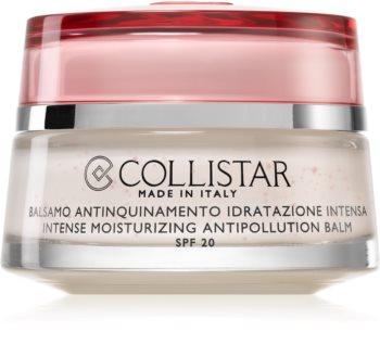 Collistar Idro-Attiva Intense Moisturizing Antipollution Balm Intensive Hydrating Protective Balm SPF 20