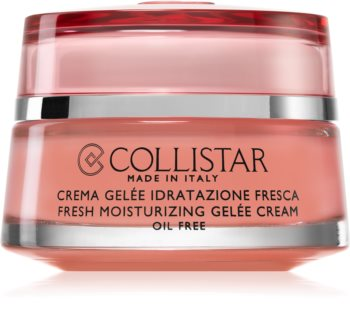 Collistar Idro-Attiva Fresh Moisturizing Gelée Cream hidratáló géles krém
