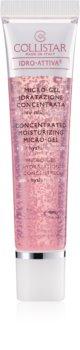 Collistar Idro-Attiva Concentrated Moisturizing Micro-Gel Koncentreret og fugtgivende mikrogel