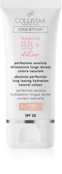 Collistar Idro-Attiva Magica BB + Detox hidratáló BB krém SPF 20