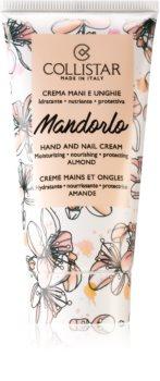 Collistar Mandorlo Hand and Nail Cream crema idratante per mani e unghie